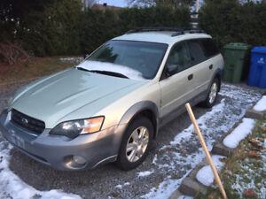 2005 Subaru Outback i Familiale