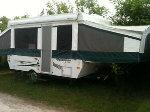 Beautiful Palomino Tent Trailer for sale