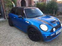 Mini Cooper S JCW 2007 £3400