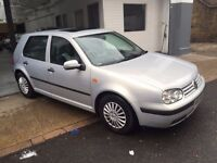 VOlkswagen Golf 1.6 Good runner 12 months Mot