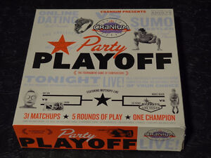 Cranium Party Playoff Board Game--NEW! London Ontario image 1
