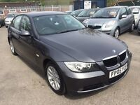 BMW 2.0 320D SE 6 SPEED CRUISE CONTROL 2005 / FULL SERVICE HISTORY / HPI CLEAR