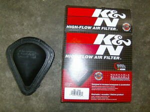 K&N AIR FILTER FOR HONDA VT1300
