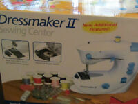 Small, Portable, Space-saving Sewing Machine- New