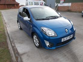 Renault Twingo GT 1.2 16V TCE 100HP (blue) 2008