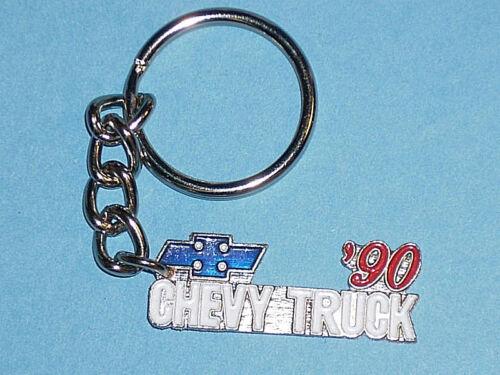 1954 - 1990  , 54 - 90 ,  CHEVY TRUCK  , Chevrolet Truck - Keychain - GIFT BOXED