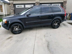 2004 Volvo XC90 2.5 Turbocharged 5 Cyl Awd