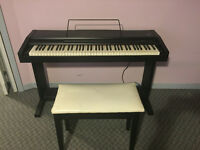 Kawai Digital Piano MR120 with bench, stand and pedal