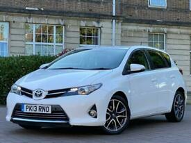 Toyota Auris 1.4 D-4D Active (s/s) 5dr (FSH+2F KEEPERS+ZERO ROAD-TAX)