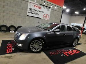 Cadillac CTS Wagon CTS4 3.6L Performance AWD 2013