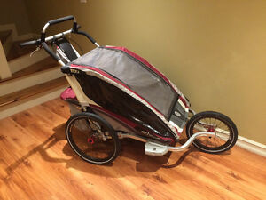 Chariot cx2 double seater