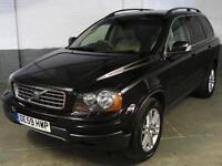 2009 59 VOLVO XC90 XC 90 2.4 D5 185 SE G/T AUTO AWD 4x4 ESTATE 7 Seats AutoWiper