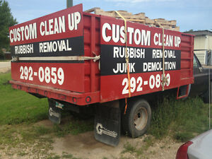 Rubbish and junk removal