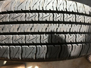 Used tire sale 185x65 R15 and 205x70 R15