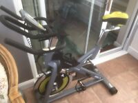Spinning bike diadora