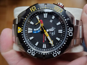 ORIENT M FORCE Diver Watch (Made in JAPAN)