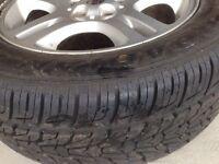 4x4 tyre new