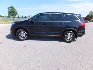 2016 Honda Pilot NEW 321 km EXL-RES (DVD) 8 Leather Seats SUV