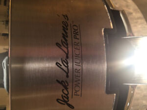 Jack LaLanne's Power Juicer Pro $50 OBO/trade