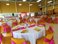 Chairs, Tables, Linens, Table Setting and MORE PARTY RENTALS