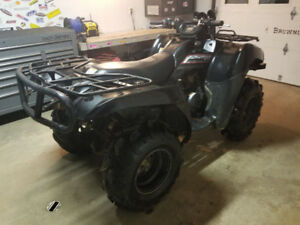 2009 Brute Force 650 Financing Available