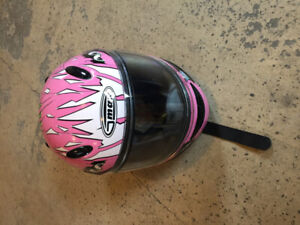 Youth small motorcycle helmets
