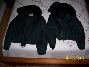 Vintage Canadian Artic Flight Jackets Men's or Womens