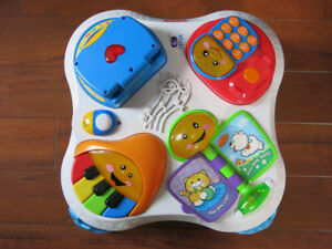 Baby toy Fisher Price Activity table $15