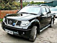 Nissan Navara Long Way Down 2.5 dCi DC P up Automatic 4WD DIESEL 2008/08