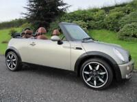 2007 Mini 1.6 One Convertible Rare Sidewalk Edition Low mieage