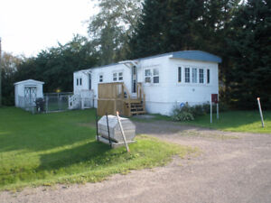 NEW PRICE!!! Hillsborough Mobile Home with Water View