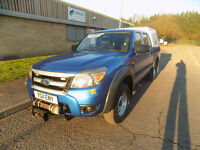 FORD RANGER DOUBLE CAB EX UTILITY 4X4 2011 11