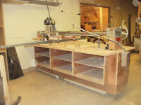 Peterson Countertop Saw - Cove saw