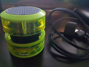 I-Home Wired Portable Speaker