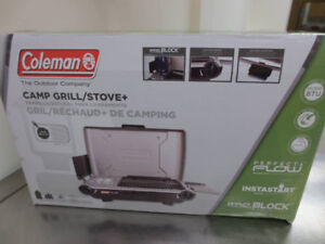 Coleman Camp Grill + Stove