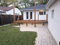 Fence ,deck, repair