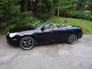 MINT ONE OWNER 2008 SEBRING HARDTOP/CONVERTIBLE