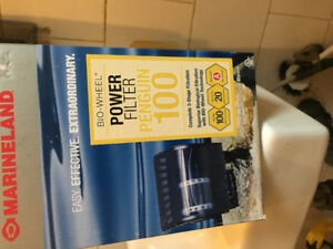 marineland filter 100 for selling!
