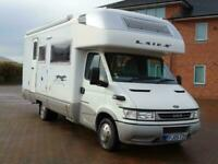2005 IVECO LAIKA KREOS 3002 3.0 DIESEL 24FT MOTORHOME TWIN AXLE 7 BERTH AWNING