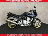 SUZUKI BANDIT 1250 GSF 1250 ABS MOT TILL MAY 2019 LOW MILEAGE EXAMPLE 2007 07