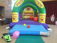 JuMpInG JaCko-S bouncy castle hire