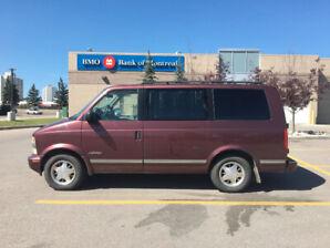 Chevrolet Astro Camper Van
