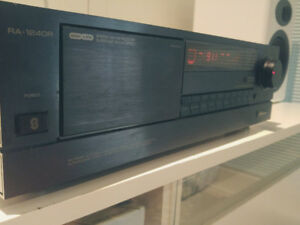 Vintage Sherwood RA-1240R AM/FM Stereo Receiver with Remote