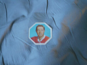 card no 10 yellow york 1961-62 Jean beliveau (promo)