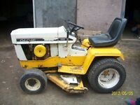 "4x""four"" CUB CADET OLDER TRACTORS,1863,128,147,102.for sale"