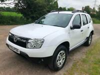 63 DACIA DUSTER 1.5 DCI 107BHP AMBIANCE LOW 43K ONE OWNER FULL HISTORY PX SWAPS