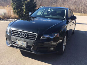 2012 Audi A4 2.0T Sedan Mint Condition Must See