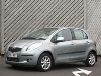 2007/57 TOYOTA YARIS 1.3 SR 5DOOR AUTOMATIC/TIPTRONIC HATCH - ONLY 60000 MILES !