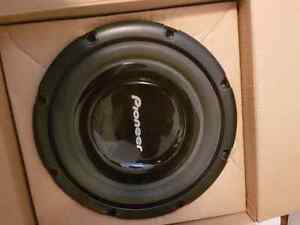 Pioneer subwoofer 12inch