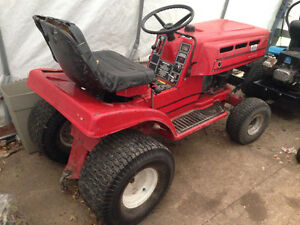 12hp lawn tractor